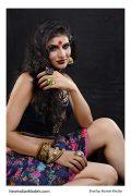Indian female model portfolio