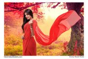 Indian female model