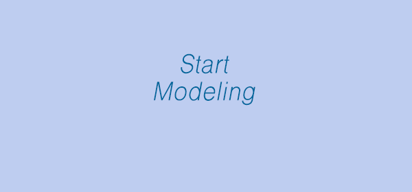 How to be a model