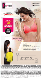 print ad shoot of models in India