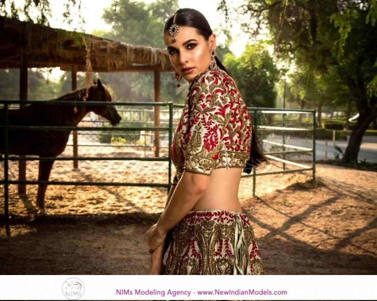Professional female models required for bridal wear shoot